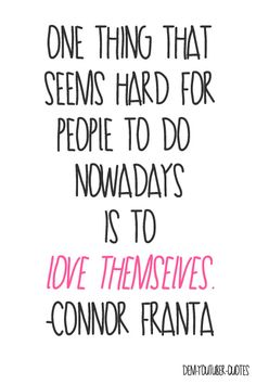 Ain't he a genius Favorite Quotes, Best Quotes, Funny Quotes, Lyric Quotes, Lyrics, Youtube Quotes, Connor Franta, Some Quotes, Amazing Quotes