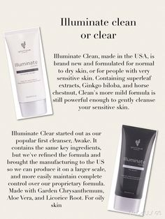 Younique Illuminate Clean or Clear Face Cleanser $39https://www.youniqueproducts.com/beglambitious