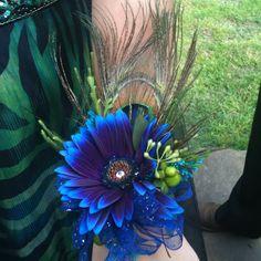 My prom corsage