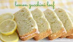 Lemon Zucchini Loaf