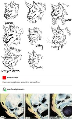 Have some opinions about dnd werewolves – iFunny :) – Character Design Dungeons And Dragons Memes, Dungeons And Dragons Homebrew, Arte Nerd, Dnd Funny, Dragon Memes, Dnd Characters, Creature Design, Creature Concept Art, Character Design Inspiration