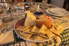 ANTIPASTI at Mama Isa's Cooking Classes Venice Italy includes a rich and delicious WELCOME DRINK ......, a mixture of ANTIPASTI, onsisting of cold cuts, streghette, grissini, homemade bread or crostini, cheese, salami, Grana Padano, olives, presented in a few platters. http://isacookinpadua.altervista.org/cooking-classes.html