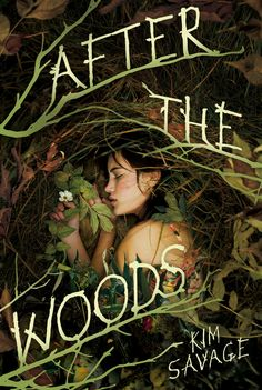 #CoverReveal After the Woods by Kim Savage