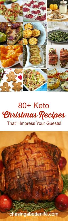 80+ Keto Christmas Recipes That'll Impress Your Guests and Make You Feel Like You're Not on a Diet