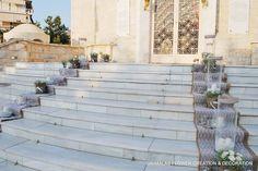 Γαμος με δαντελα και λινατσα Sidewalk, Stairs, Home Decor, Stairway, Decoration Home, Room Decor, Side Walkway, Walkway, Staircases