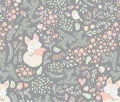 Sleeping Fox by ewa_brzozowska                                                                                                                                                                                 More