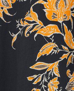 PRINTED DRESS-Maxi-Dresses-WOMAN | ZARA United Kingdom