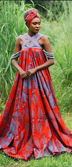 Latest Ankara Dress Styles - Loud In Naija Latest Ankara Dresses, Ankara Dress Styles, African Print Dresses, African Fashion Dresses, African Dress, Fashion Outfits, Ankara Fashion, African Inspired Fashion, African Print Fashion