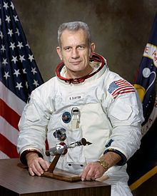Deke Slayton--one of the Mercury 7 astronauts, who, due to a heart condition, didn't get to fly in space until the Apollo-Soyuz joint mission. Alma Mater, Deke Slayton, Project Mercury, Johnson Space Center, Speedmaster Professional, Apollo Program, Apollo Missions, Nasa Missions, Space Shuttle