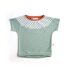 Scales  Organic Cotton T-shirt. Handmade iguana by Swearhouse