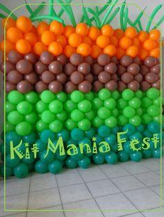 Decoração com balões. Você encontrar na Kit Mania Fest.  Site/blog:  http://kitmaniafest.blogspot.com.br Orçamento através do nosso e-mail: kitmaniafest@yahoo.com.br Recife PE
