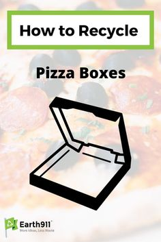 Can pizza boxes be recycled? The answer might surprise you.