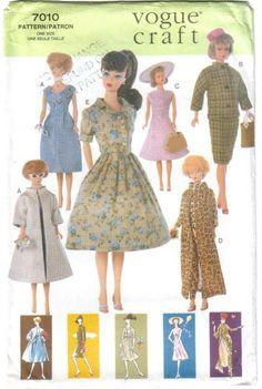 Free Copy of Pattern - Vogue 7010