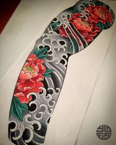 Are you afraid that you are going to be stuck with your bad tattoo for life? Japanese Flower Tattoo, Japanese Sleeve Tattoos, Full Sleeve Tattoos, Tattoo Sleeve Designs, Tattoo Designs Men, Tattoos Skull, Irezumi Tattoos, Bad Tattoos, Body Art Tattoos