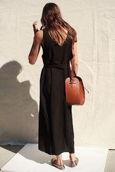 Laramie maxi dress