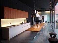 Xila 0.9 kitchen in Aquaquae.