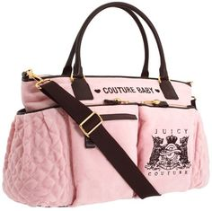 Juicy Couture Diaper Bag Baby Cute Bags Strollers Cool