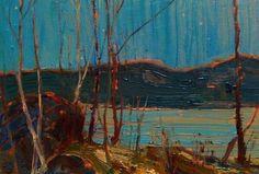 Tom Thomson, 1915