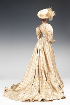 "The Metropolitan Museum of Art - ""1890 Doll""   I'd love to see these dolls restored and displayed some day."