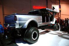 Ford F-650 DeBerti 6X6 Truck