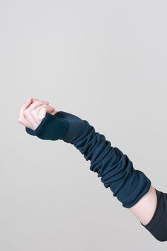 Fingerless gloves; make great xmas presents