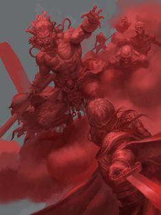 REDs, MICHAEL CHANG on ArtStation at https://www.artstation.com/artwork/XX4rn