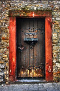 Rakkaus oviin