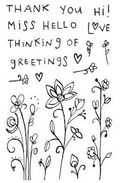 Bet these flowers would make some neat zentangle designs!