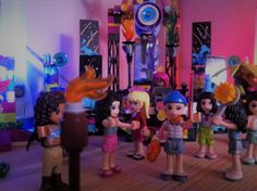 Lego Friends go to a Rave #4 by Damabupuk on DeviantArt
