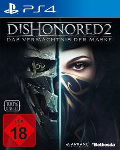 Dishonored 2: Das Vermächtnis Der Maske   Day One Edition [PlayStation 4]