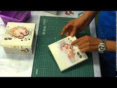 Armarinho São José: Como usar Transfer no artesanato - Dicas