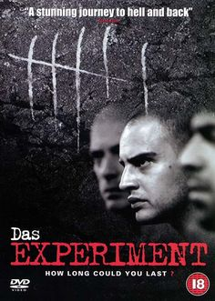 Oliver Hirschbiegel's  Das Experiment The Experiment (2001)