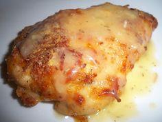 Ritz Cracker Crunchy, Cheezy Chicken: Amazing! You're gonna love this!