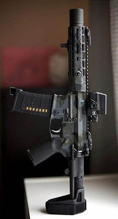 Definitive Ultimate Rifles WIKI Resource & Guide The Definitive Ultimate Rifles WIKI Resource & GuideThe Definitive Ultimate Rifles WIKI Resource & Guide Military Weapons, Weapons Guns, Airsoft Guns, Guns And Ammo, Ar Pistol Build, Ar15 Pistol, Armas Airsoft, Armas Ninja, Custom Guns