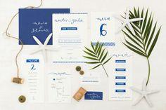 Invitaciones para tu boda de Happy Letters
