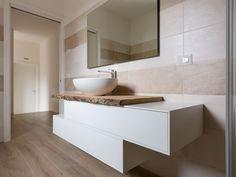 Casa Milano, Natural Home Decor, Bathroom Interior Design, Bathroom Furniture, Office Furniture, Modern Bathroom, Sweet Home, Vanity, House Design