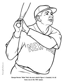 Helen Keller Coloring Page Craft or Poster with Mini
