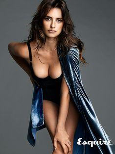 Penelope Cruz Hot Photos - Penelope Cruz Sexiest Woman Alive Photos 2014 - Esquire