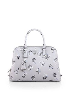 Prada Saffiano Soft Promenade Bag, Dream Ticket Bonanza In 30 Fall Buys Cute Handbags, Prada Handbags, Coach Handbags, Coach Purses, Luxury Handbags, Purses And Handbags, Coach Bags, Prada Tote Bag, Prada Saffiano