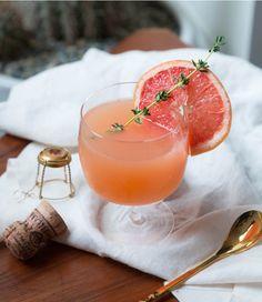 Grapefruit + Lillet