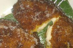 Custard Filled Salvadoran Plantain Empanadas/Pastelitos de Platano rellenos con Manjar!