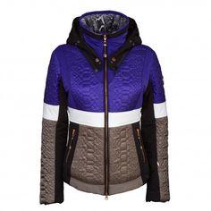 Met de #Sportalm Taha #winterjas ben je een opvallende verschijning op de piste. Kijk voor meer Sportalm #skikleding in onze webshop!