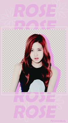 BLACKPINK' ROSE WALLPAPER <3 Please Like My Facebook Page for more Kpop Wallpapers ( https://web.facebook.com/jimmiedooly/ )