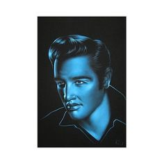 black velvet elvis paintings - Google Search