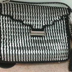 Blackberry soda tab purse or bag
