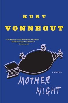 Mother Night by Kurt Vonnegut. Truth and justice are blurred when American spy Howard Campbell is tried in Israel as a Nazi war criminal after World War II.