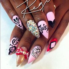 264 Best Nails On Point Images On Pinterest In 2018 Gorgeous Nails