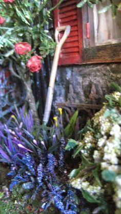 Studio E the garden of my doll's house