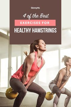 Four of the Best Exercises for Healthy Hamstrings Leg Day Routine, Best Workout Routine, Workout Routines For Women, Beginner Workouts, Workout For Beginners, Butt Workouts, Hamstring Workout, Thigh Muscles, Get In Shape