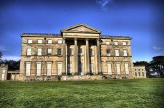 Attingham Park Mansion